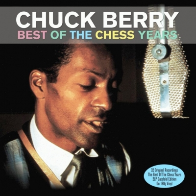 Chuck Berry ‎– The Chess Years (2xLP)