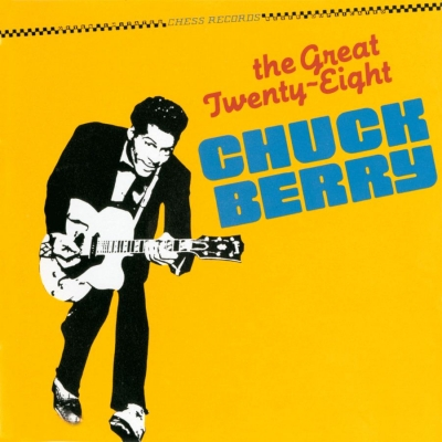 Chuck Berry ‎– The Great Twenty-Eight (2xLP)