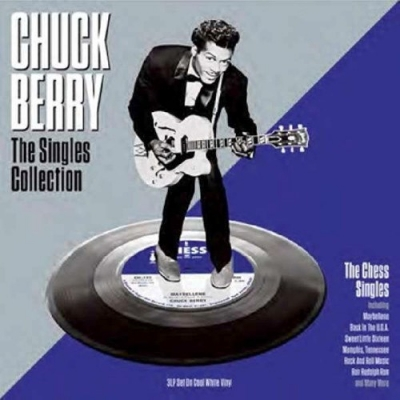 Chuck Berry ‎– The Singles Collection (3xLP)