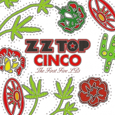 ZZ Top ‎– Cinco: The First Five LPs (5xLP)
