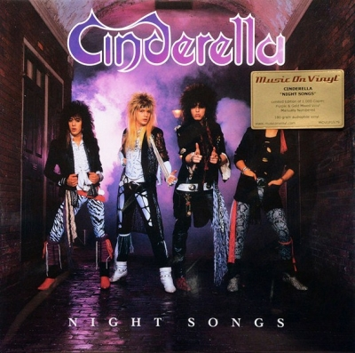 Cinderella ‎– Night Songs