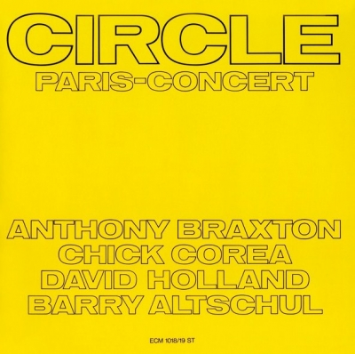 Circle – Paris - Concert (2xLP)