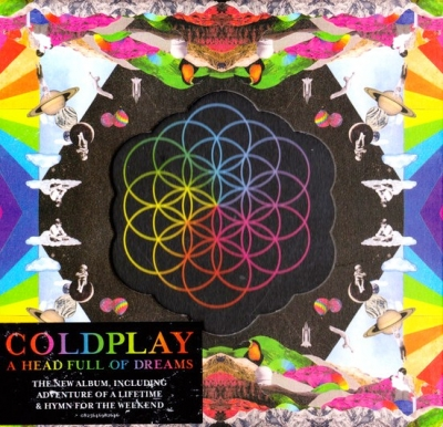 Coldplay ‎– A Head Full Of Dreams