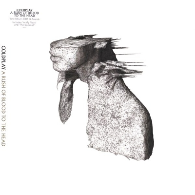 Coldplay ‎– A Rush Of Blood To The Head