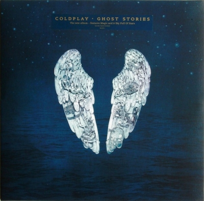 Coldplay ‎– Ghost Stories