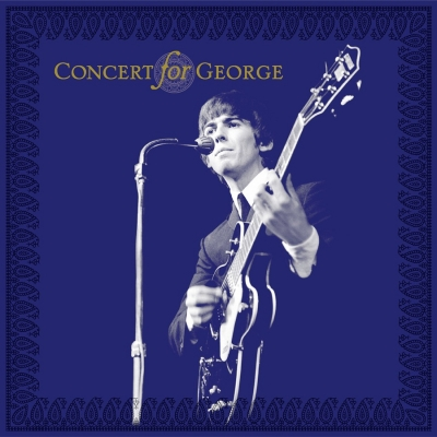 Various ‎– Concert For George (Original Motion Picture Soundtrack)
