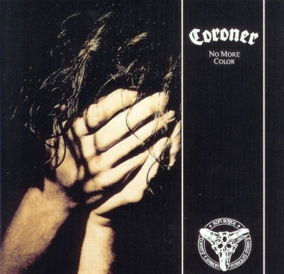 Coroner ‎– No More Color