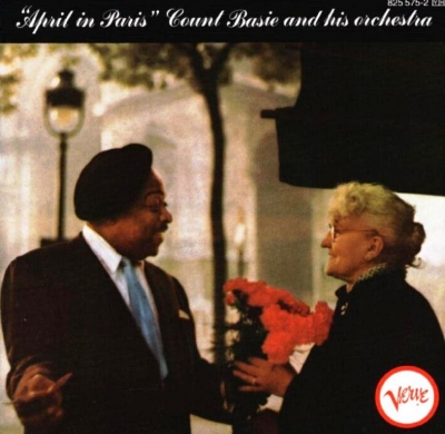 Count Basie Orchestra ‎– April In Paris