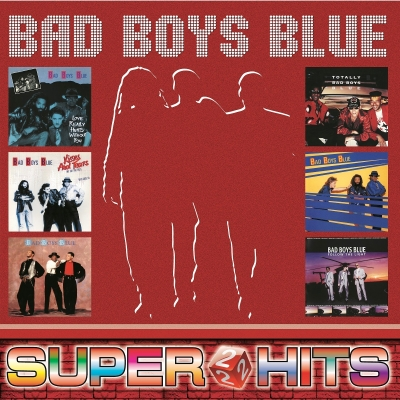 Bad Boys Blue - Super Hits (Часть 2)