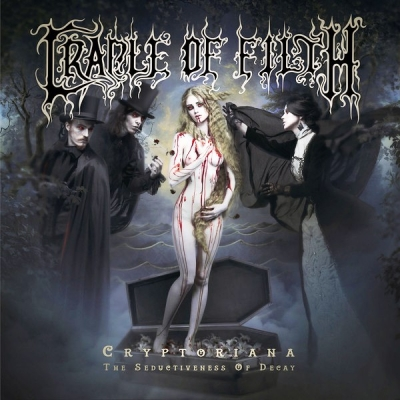 Cradle Of Filth ‎– Cryptoriana - The Seductiveness Of Decay (2xLP)