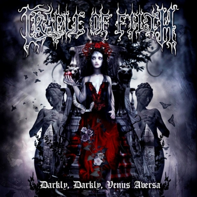 Cradle Of Filth ‎– Darkly, Darkly, Venus Aversa (2xLP)