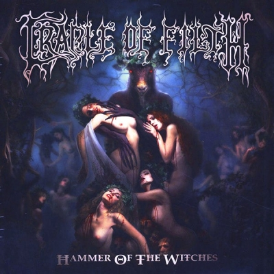 Cradle Of Filth ‎– Hammer Of The Witches (2xLP)