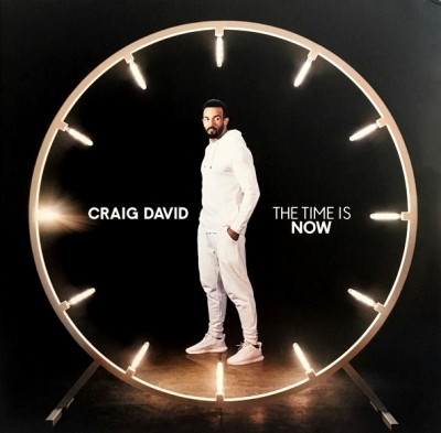 Craig David ‎– The Time Is Now (2xLP)