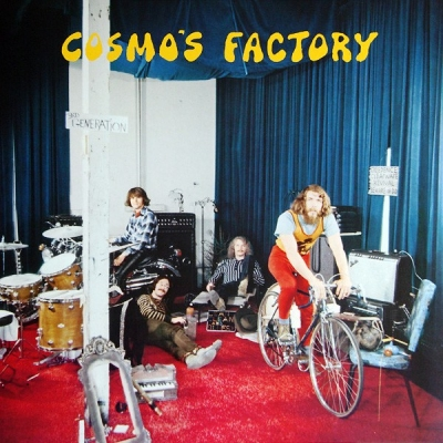 Creedence Clearwater Revival ‎– Cosmo's Factory