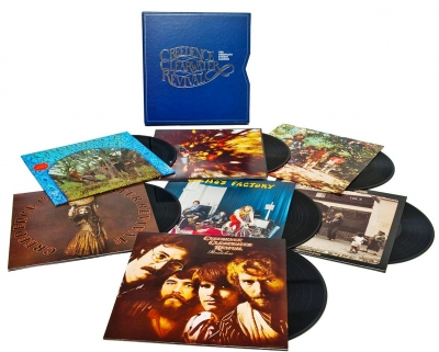 Creedence Clearwater Revival ‎– The Complete Studio Albums (7xLP)