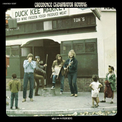 Creedence Clearwater Revival ‎– Willy And The Poor Boys (Half-Speed Mastering)