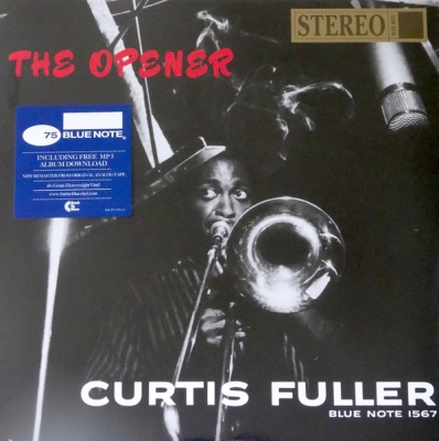 Curtis Fuller ‎– The Opener