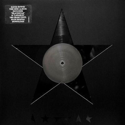 David Bowie ‎– ★ (Blackstar)