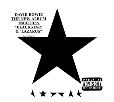 David Bowie ‎– ★ (Blackstar) (Упаковка Digipack)