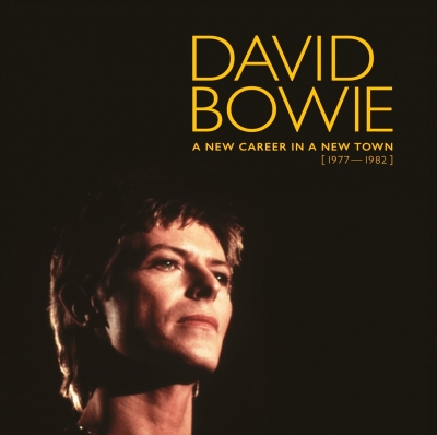 David Bowie ‎– A New Career In A New Town (1977-1982) (13xLP)
