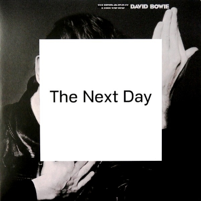 David Bowie ‎– The Next Day (2xLP+CD)