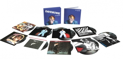 David Bowie ‎– Who Can I Be Now? (1974-1976) (13xLP)