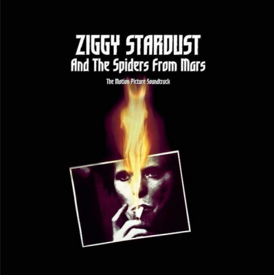 David Bowie ‎– Ziggy Stardust And The Spiders From Mars (The Motion Picture Soundtrack) (2xLP)