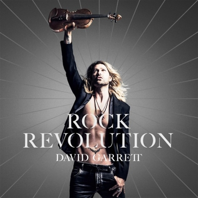 David Garrett – Rock Revolution (2xLP)