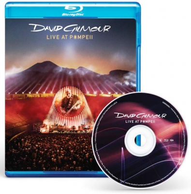 David Gilmour ‎– Live At Pompeii (Blu-ray, DTS)