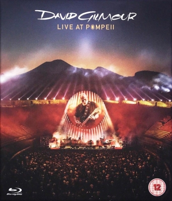 David Gilmour ‎– Live At Pompeii (Box Set, Deluxe Edition 2xCD, Blu-Ray, Multichannel, DTS-HD Master Audio)