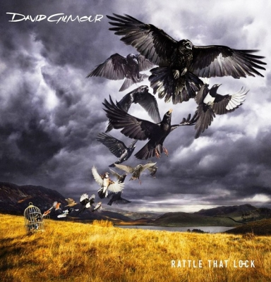 David Gilmour ‎– Rattle That Lock (CD+Blu-ray) (Deluxe Edition)