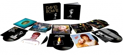David Bowie ‎– Five Years 1969 - 1973 (13xLP)