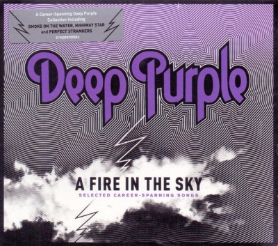 Deep Purple ‎– A Fire In The Sky