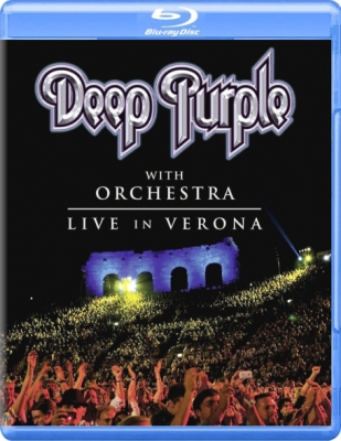Deep Purple ‎– Live In Verona