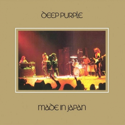 Deep Purple ‎– Made In Japan (2xLP)