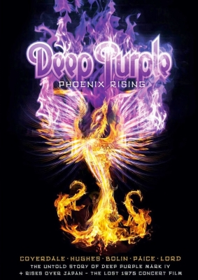 Deep Purple ‎– Phoenix Rising