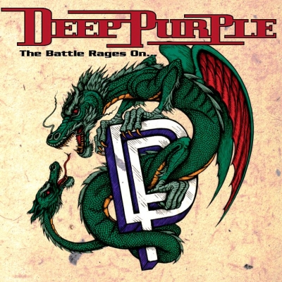 Deep Purple ‎– The Battle Rages On...