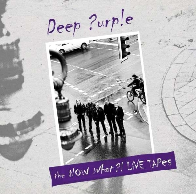 Deep Purple ‎– The Now What?! Live Tapes