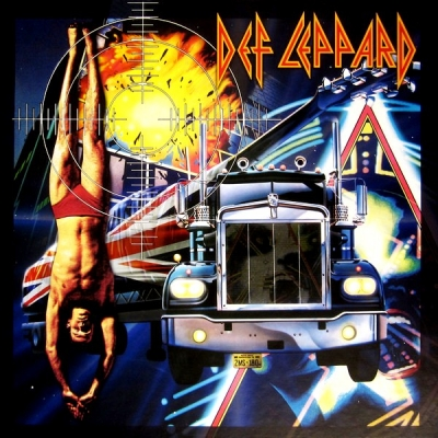 Def Leppard ‎– The Collection: Volume One (8xLP+Vinyl, 7