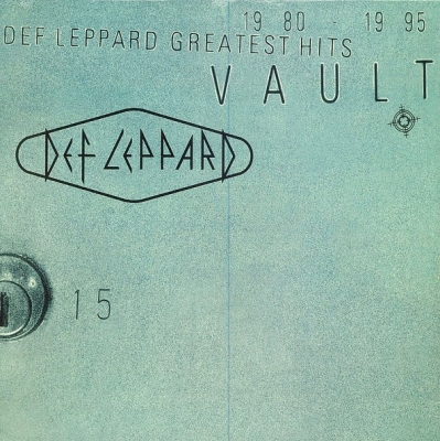 Def Leppard ‎– Vault: Def Leppard Greatest Hits 1980-1995 (2xLP)