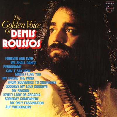 Demis Roussos ‎– The Golden Voice Of Demis Roussos
