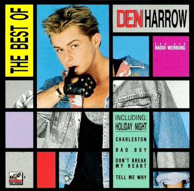 Den Harrow ‎– The Best Of Den Harrow