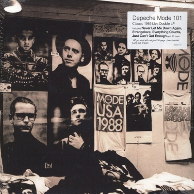Depeche Mode ‎– 101 (2xLP)