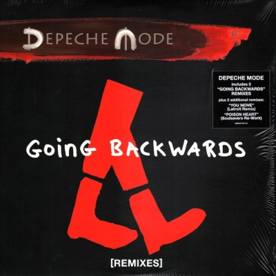Depeche Mode ‎– Going Backwards [Remixes] (2xLP)