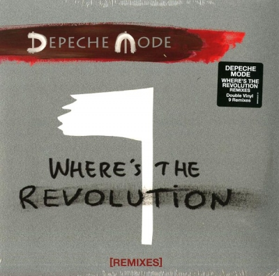 Depeche Mode ‎– Where's The Revolution (Remixes) (2 × Vinyl, 12