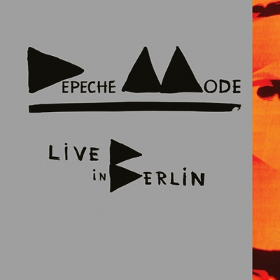 Depeche Mode ‎– Live In Berlin (2xCD)