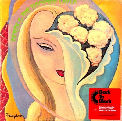 Derek & The Dominos ‎– Layla And Other Assorted Love Songs (2xLP)