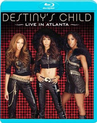 Destiny's Child ‎– Live In Atlanta