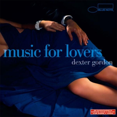 Dexter Gordon ‎– Music For Lovers