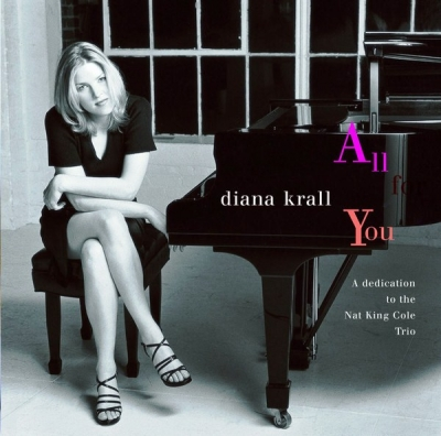 Diana Krall ‎– All For You (A Dedication To The Nat King Cole Trio) (2xLP)
